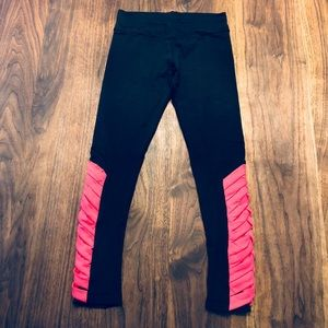 Koral workout leggings, like new, size S